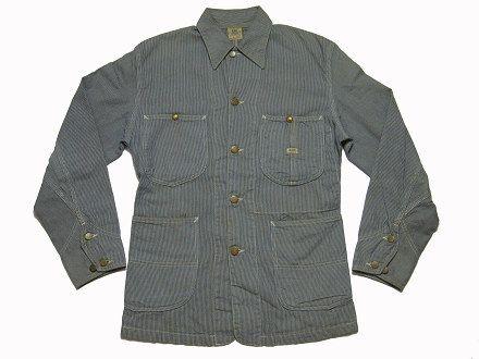 Lee Lot 96J Jacket, 1940's