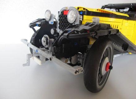 lego ideas - bugatti classic car   technic lego   pinterest   lego