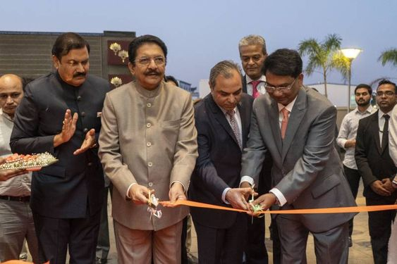 C. Vidyasagar Rao,former Governor of Maharashtra & Tamil Nadu inaugurates Welcomhotel GST Road, Chennai