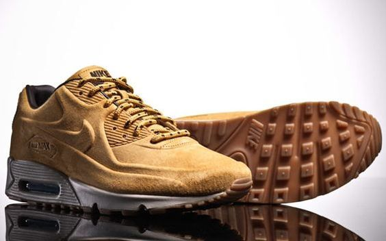 nike air max 90 brown suede