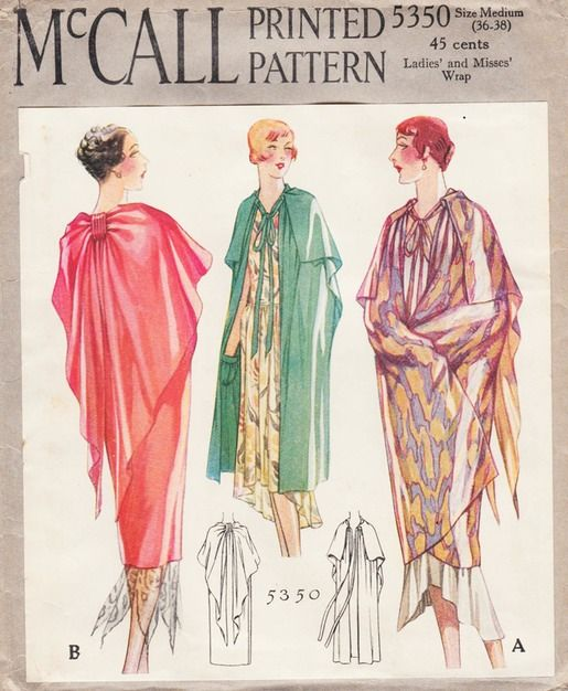 Attractive Vintage Sewing Patterns For Sale Ensign - Easy Scarf ...