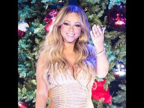 Mariah Carey All I Want For Christmas Is You Make My Wish Come True E