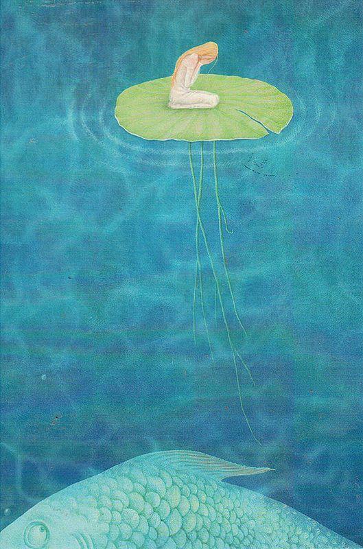 Ilustraciones de Galia Zinko