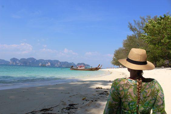 Best Beaches in Thailand - Poda Island, Krabi www.tenesommer.com