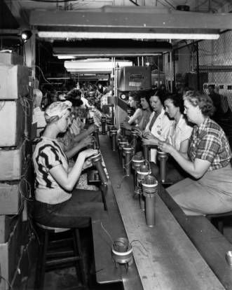 Heckethorn line, 31 July 1952 :: Western History