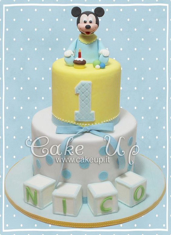 ... party cake baby michey michey cake cakespiration private cakes pays