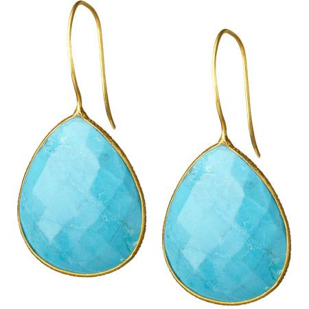 Paige Earrings in Turquoise  at Joss and Main