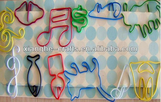 2014 creative animal shaped paper clip
