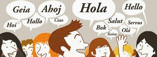 """Cómo decir """"Hola""""?"""