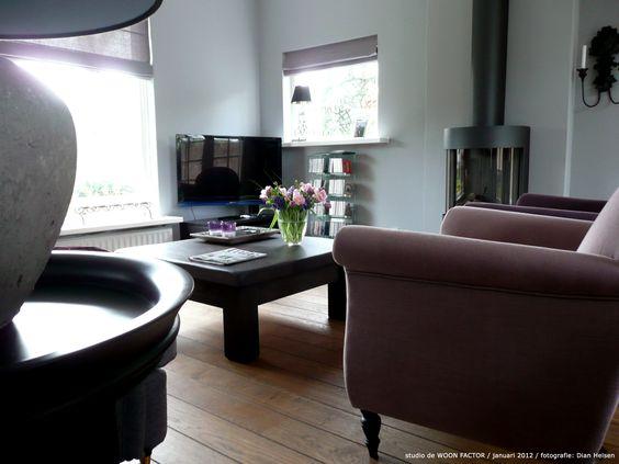 Na een kleine verbouwing met groots effect op de ruimte hebben wij voor deze woonkamer een - Leunstoel voor kleine woonkamer ...