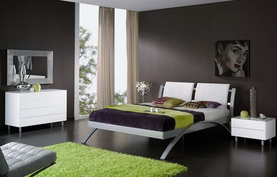 bathroom colors | ... color combination Modern Kitchen modern bedroom Dark Color Schemes