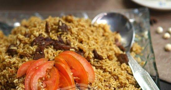 Nasi Mandi Dengan Daging Kambing A La Timur Tengah Ini Kaya Rempah Gurih Dan Dimasak Cepat Dengan Pressure Cooker Memasak Resep Masakan Makanan