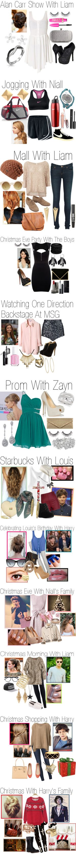 """""""One Direction Outfit"""" by harrystyles2213 ❤ liked on Polyvore"""
