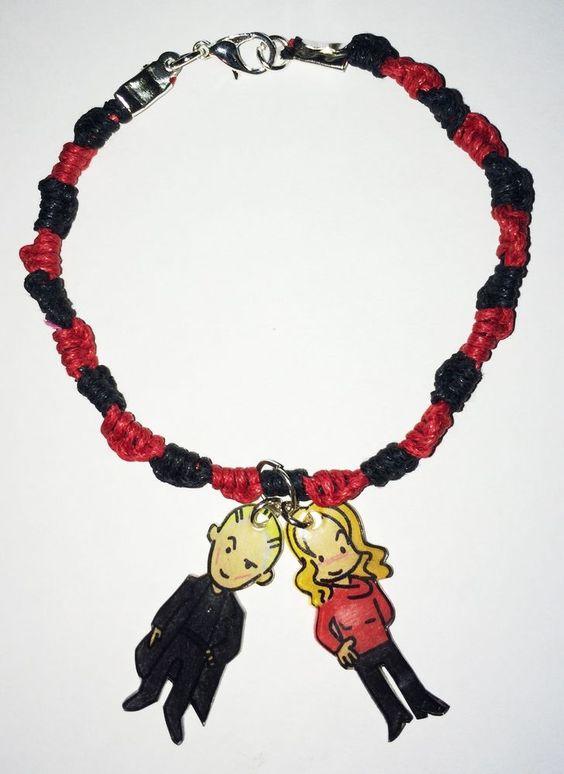 OOAK Spuffy bracelet