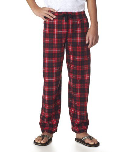 Boxercraft Youth Flannel Lounge Pants - YP19 - List price: $35.48 Price: $15.46