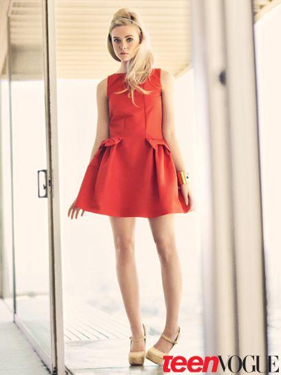 preciso desse vestido.