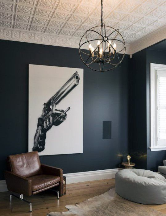 Cool Wall Ideas For Guys