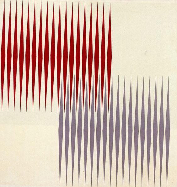 Hermelindo Fiaminghi, Círculos co movimiento alterno, 1956.