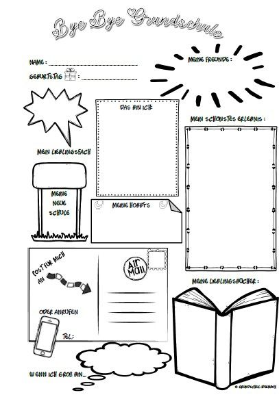 Vorlage Steckbrief Fur Eine Abschlusszeitung Abschiedsgeschenk Lehrerin Grundschule Skizze Notizen Kunstunterricht Grundschule