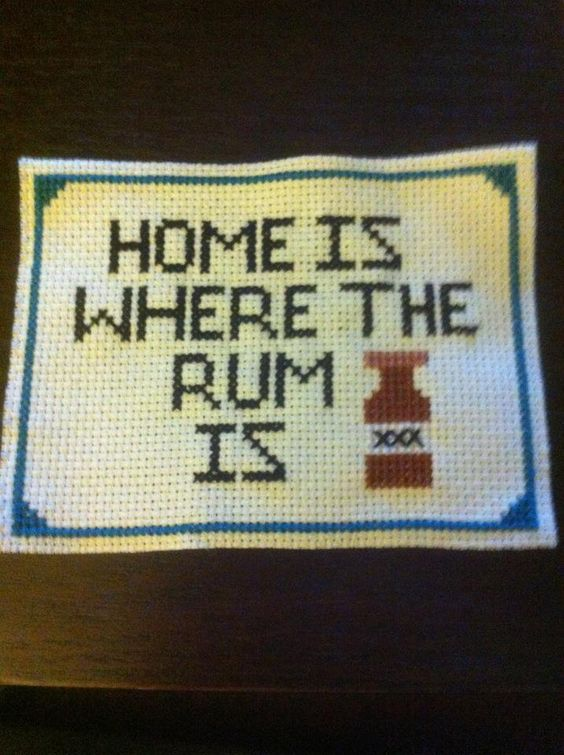 More shameless self promotion. Made specifically for my pirate household.