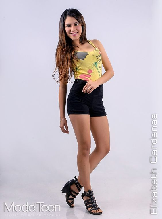 Elizabeth Cardenas | Model Teen