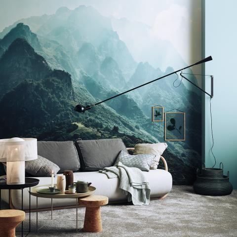 Tapetenmuster Trends Fur Die Wand Wohnzimmer Tapeten Ideen Tapeten Wohnzimmer Und Tapeten Wohnzimmer Modern