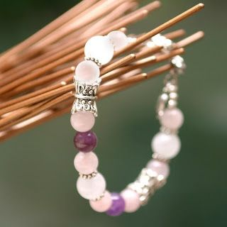 Recycle Reuse Renew Mother Earth Projects: How to make Fertility Bracelets/ Necklaces