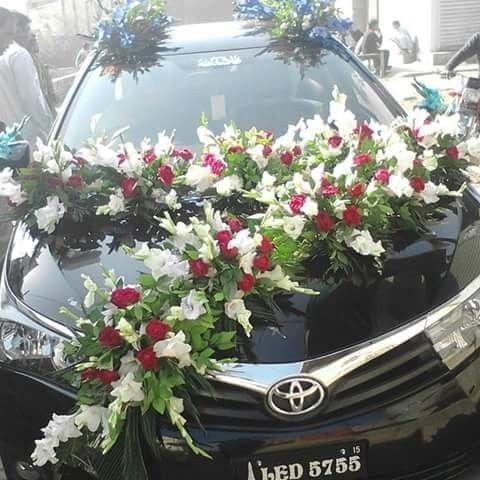 Emmanuel Wedding Car Decorations Wedding Decorations Wedding