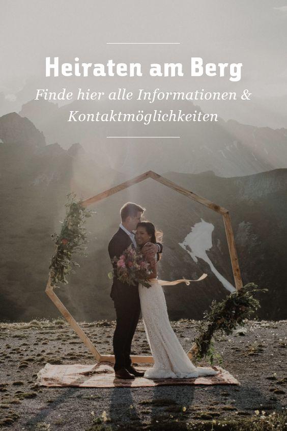 Viele Brautpaare haben den Wunsch, beim Ja-Wort unter sich zu sein, weit weg vom Trubel einer Hochzeitsgesellschaft. Nicht nur das Meer, auch der Berg ist ein besonderer Kraftplatz für ein Hochzeitsritual. Wer sich für eine Hochzeit auf dem Berg interessiert, findet hier alle Informationen und Kontaktmöglichkeiten »