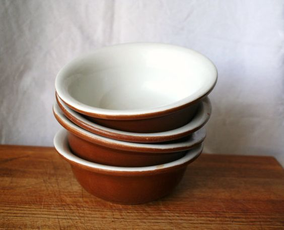 Set of Four Delicious 1930s Hall by sixpencebluemoon on Etsy, $26.87