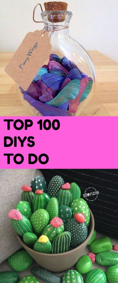 Easy Diy Drawings Projects To Do