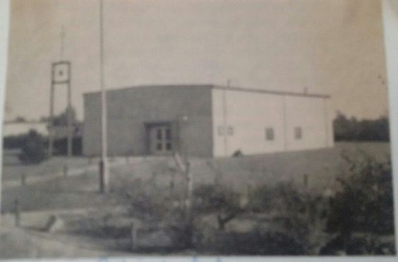 De Kerk in kamp Vaassen