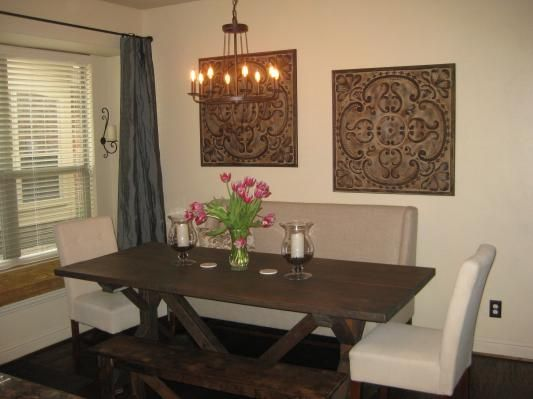 Linen Hayden Dining Banquette | World Market | Dining Rooms | Pinterest |  Banquettes, Linens And Room