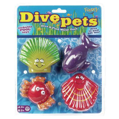 POOF-Slinky Dive Pets Pool Toy 0X8-28400,    #POOF-Slinky_0X8-28400