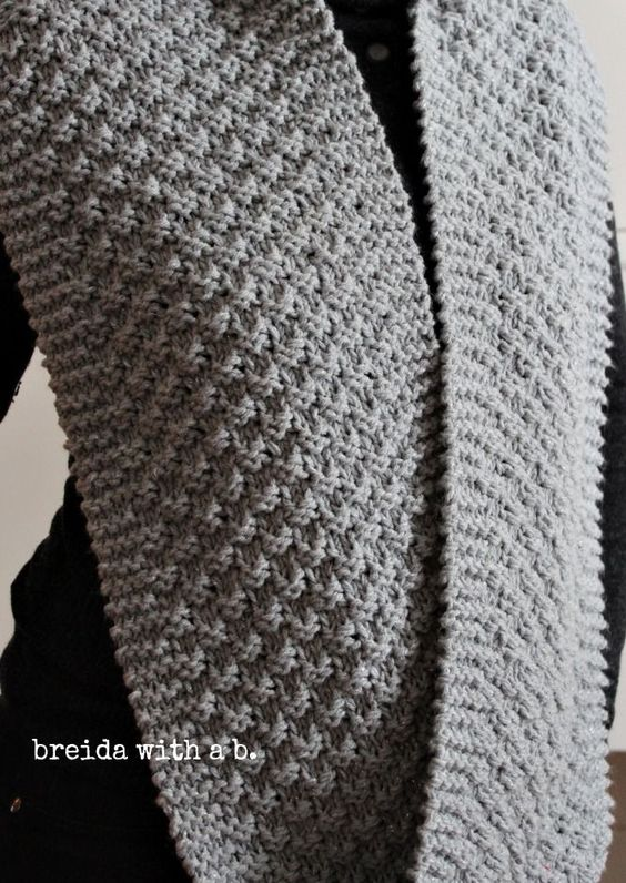 Knitting Pattern For Basic Scarf : Pinterest   The world s catalog of ideas
