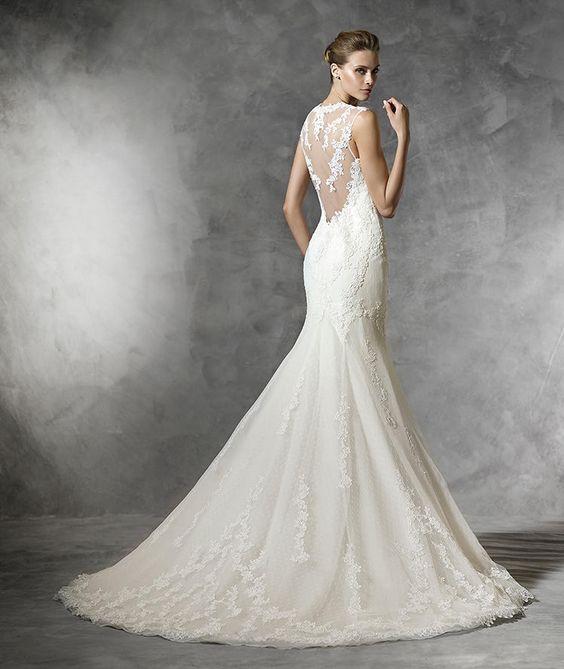 LAREN, Vestido Noiva 2016