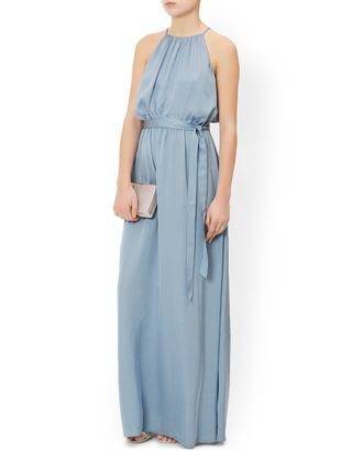 Freesia Maxi Dress | Blue | Monsoon