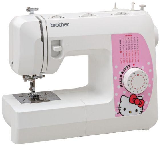 Costurando com a Hello Kitty: http://goo.gl/zmonbp