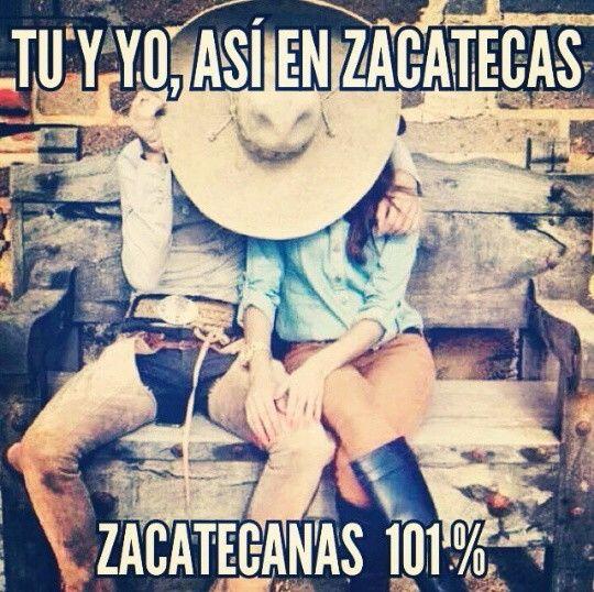 Tu y Yo, En Zacatecas