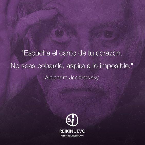 Alejandro Jodorowsky: El canto de tu corazón http://reikinuevo.com/alejandro-jodorowsky-canto-corazon/
