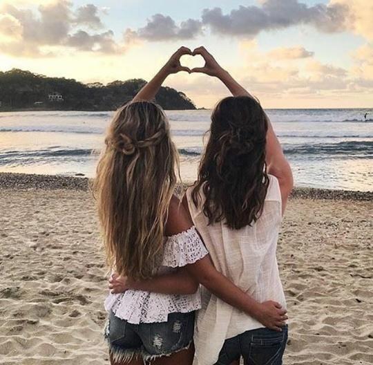 amazing, amigas, beauty, belleza, best friends, bestfriends, chic, clothes, cool, forever, friends, friendship, hair, mejores amigas, moda, nice, pelo, playa, summer, verano