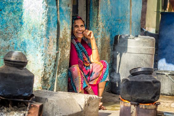 Sweet Smile IMG_2161 by Indresh Gupta
