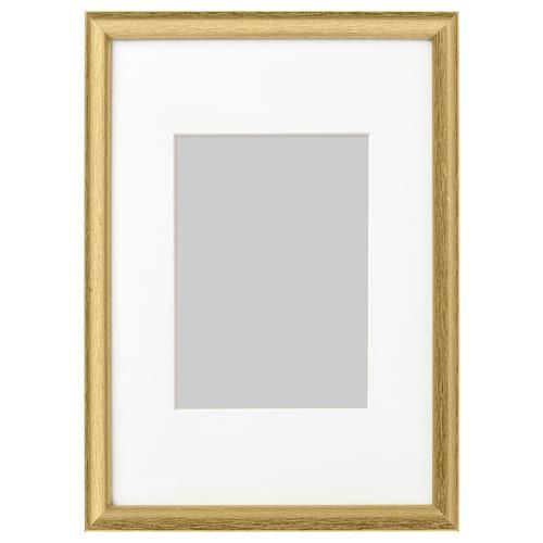 Vittsjo Regal Weiss Glas Ikea Deutschland Bilderrahmen Gold Rahmen Und Bilderrahmen