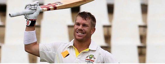 David Warner - Cricket Australia - Aussie Legend