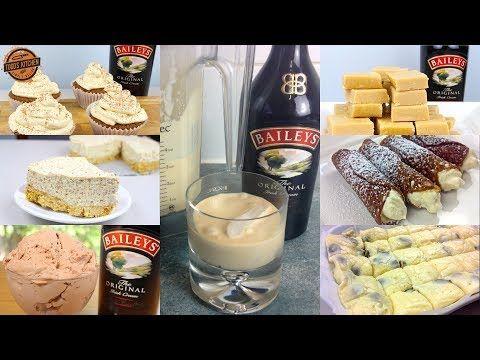 Mini Baileys Chocolate Cheesecake Trifles Recipe Dessert