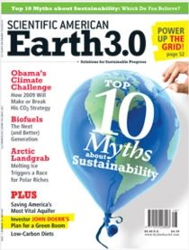 Earth 3.0 - Top 10 Myths about Sustainability