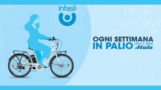 Concorso Infasil Vinci Biciclette Elettriche Atala E Bike Urban E Way 36v Nel 2020 Bicicletta Elettrica Bicicletta Urban
