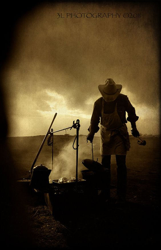 Cowboy Photography Rustic Home Decor Rodeo by 3LPhotography, $25.00