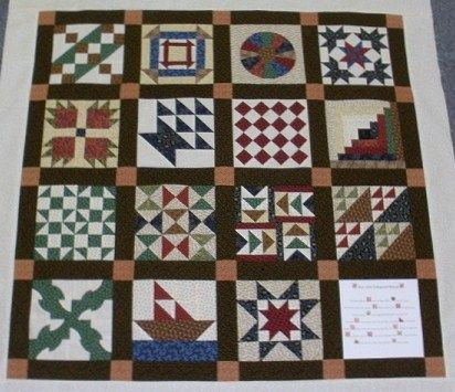 Underground railroad, Sampler quilts and Quilt on Pinterest