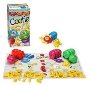 I used to love the Cootie game